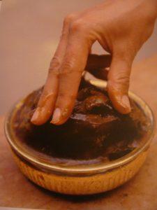 Le Hammam, le temple de la beauté et du bien-être- savon noir