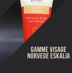 LA GAMME VISAGE NORVEGE ESKALIA